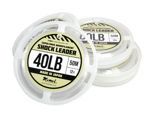 Momoi Monofilament Shock Leader