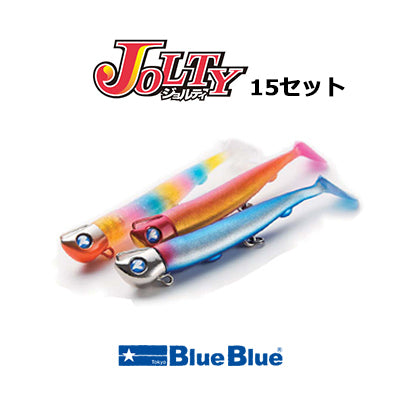 Blue Blue JOLTY15 Set- 15g
