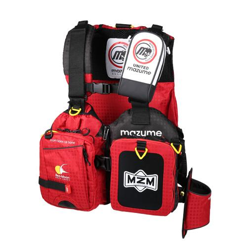 Mazume Red Moon Life Jacket Rock Shore SP II