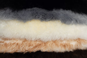 Sheepskin Rugs & Throws