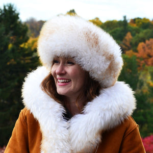 The Duchess | Sheepskin Hat