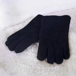 Women's Sheepskin Fur Gloves
