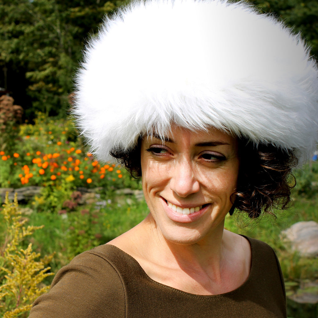 Women's Duchess Shearling Sheepskin Fur Hat