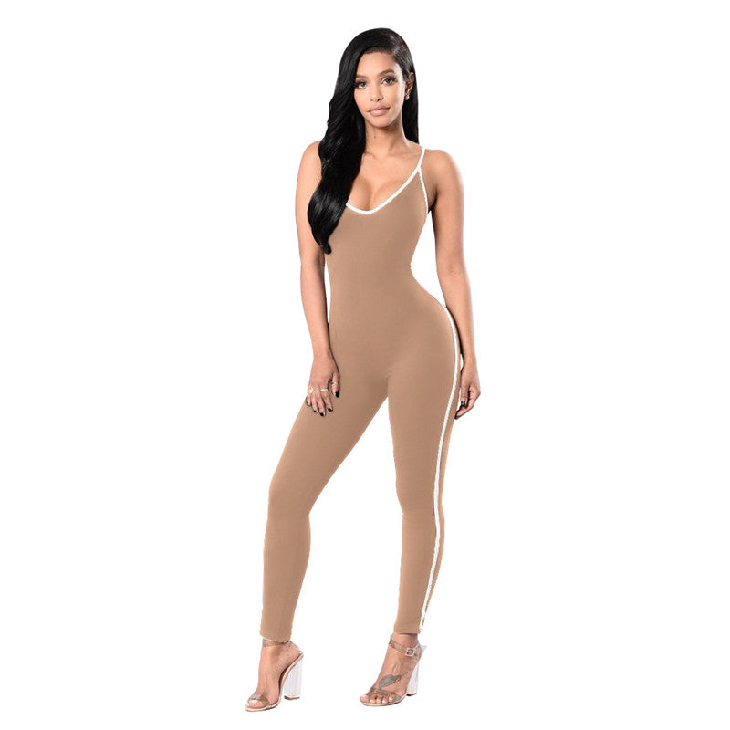 0cfc45332b0a Sexy Backless Jumpsuit – Ginavece s