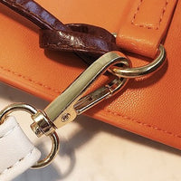 Earth Tone Mini Horse Shoulder Clutch - Several Styles