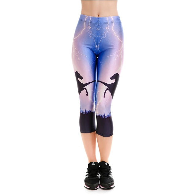 Striking Fitness and Horse Leggings