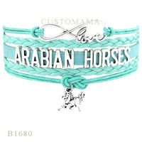 Arabian Love Bracelets - Aqua Color