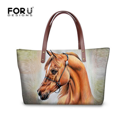 Large Horse Image Totes - Several Styles