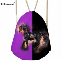 Horse Drawstring Bag - Several Styles