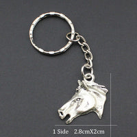 Horse Lover's Key Ring