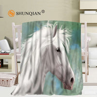 Horse Breed Blanket