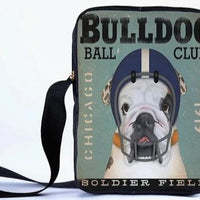 Cute Doggie Breed Handbags
