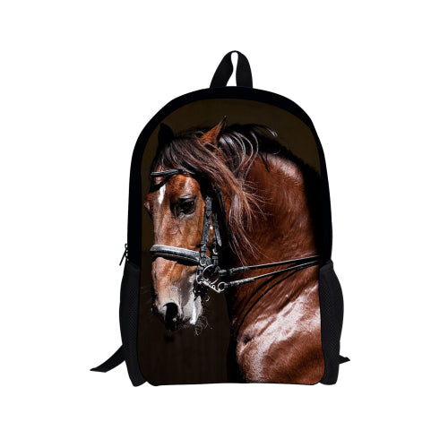Equestrian Lover's Backpack - Several Styles