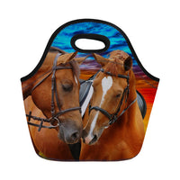 Riding Buddy Insulated Horse Lunch Bag