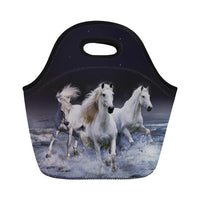Horse and Beach Lunch Bag