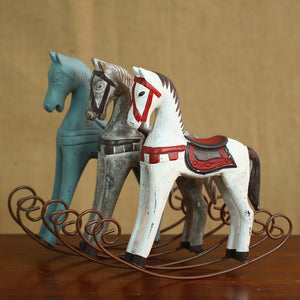 Rocking Horse Home Decor