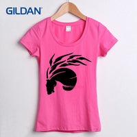 Cool & Collected Horse Short Sleeve Ladies T-Shirt - Several Colors