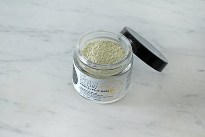 The Sacred Glow Radiance Ritual Face Mask