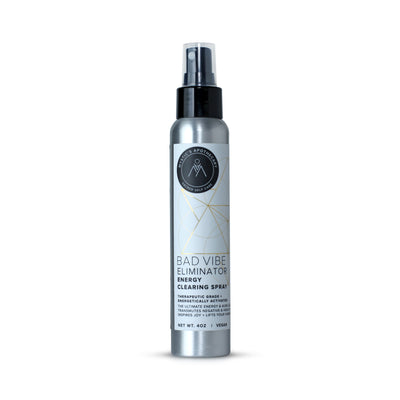 Bad Vibe Eliminator Aura and Energy Clearing Spray