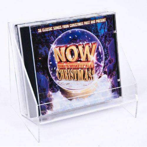 Clear Acrylic CD Holder