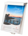 Heavy Duty Outdoor Brochure Holder for 8.5 Literature