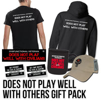 DOES NOT PLAY WELL WITH OTHERS GIFT PACK