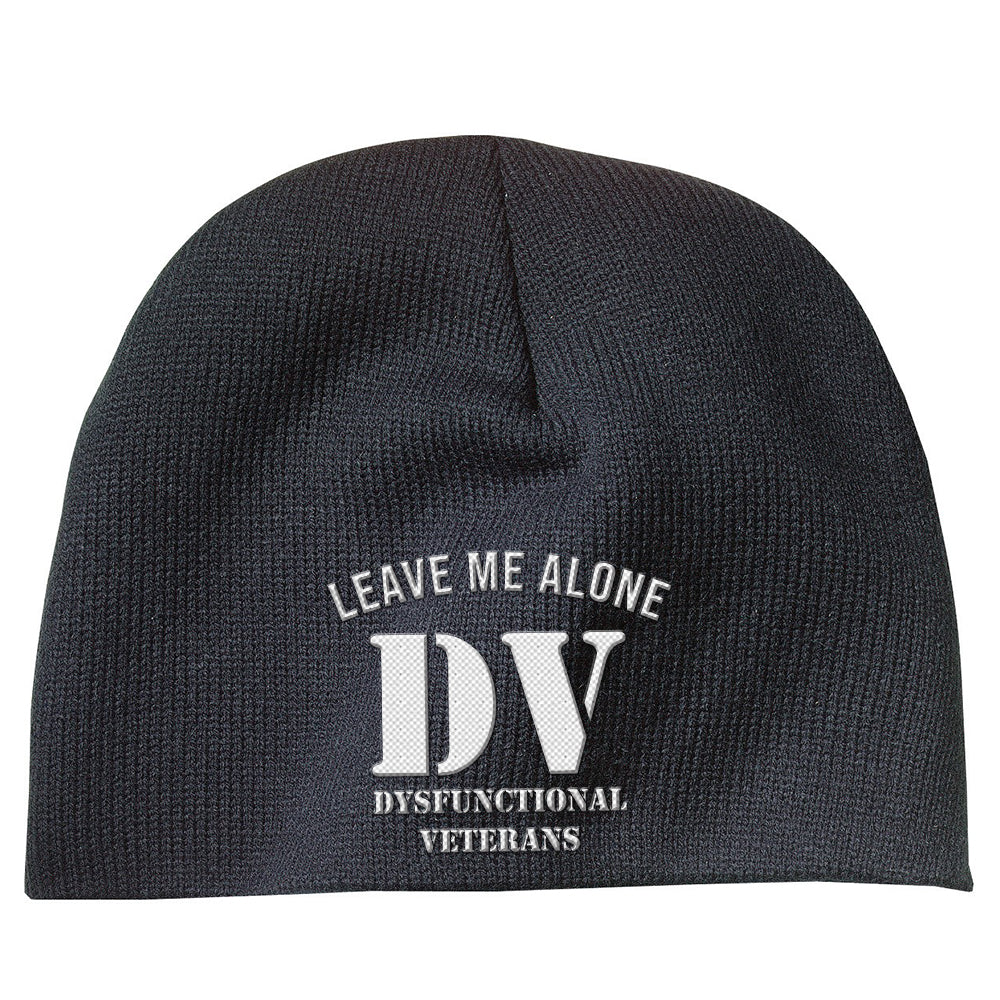 LEAVE ME ALONE WATCH HAT