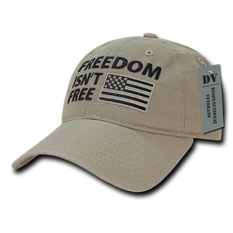 FREEDOM ISN'T FREE HAT