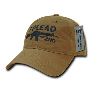 I PLEAD THE 2ND HAT