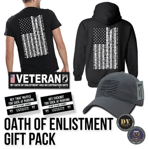 OATH OF ENLISTMENT GIFT PACK