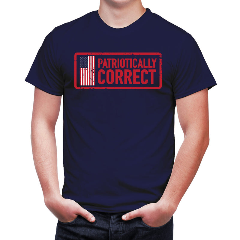PATRIOTICALLY CORRECT