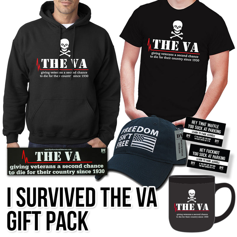 I SURVIVED THE VA GIFT PACK