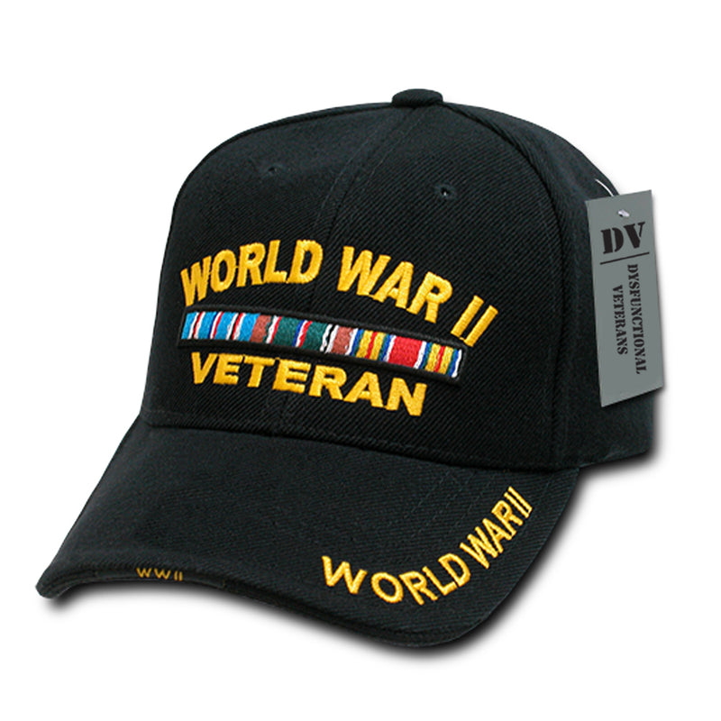 WORLD WAR II VET HAT