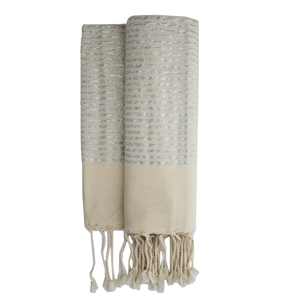 Bee gold Fouta - Elegance's Swim