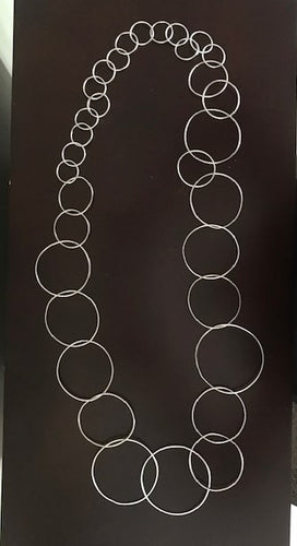 Seraglio Circle Necklace