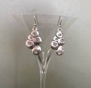 Seraglio Multi Circle Earrings
