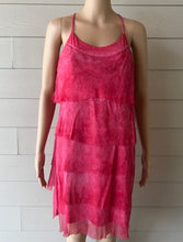 Load image into Gallery viewer, Coral, Spagetti Strap, Silk Dress