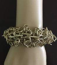 Load image into Gallery viewer, In The Loop Gold Bracelet by Traci Lynn