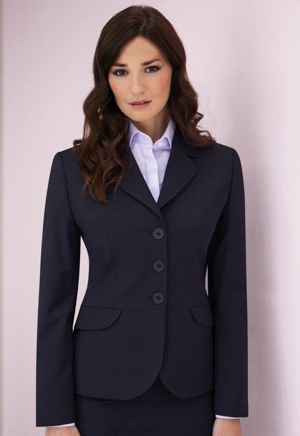 2179 - Susa Tailored Fit Jacket Ladies Suit Jacket Brook Taverner