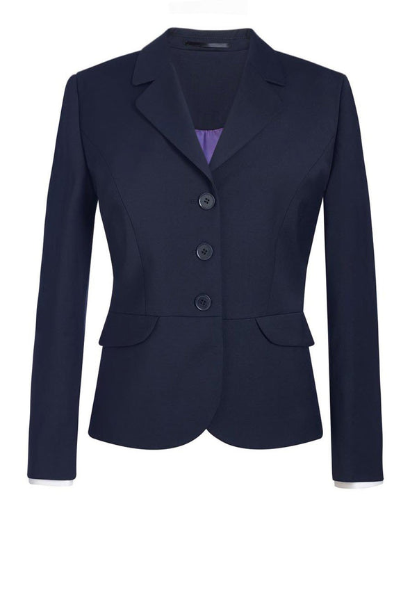 2179 - Susa Tailored Fit Jacket Ladies Suit Jacket Brook Taverner Navy 6 Short
