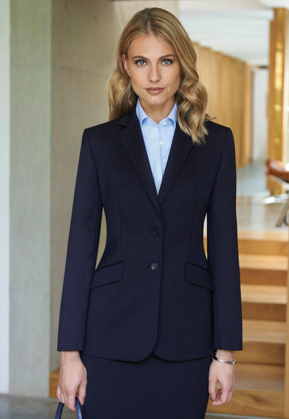 *2226 - Connaught Classic Fit Jacket Ladies Suit Jacket Brook Taverner