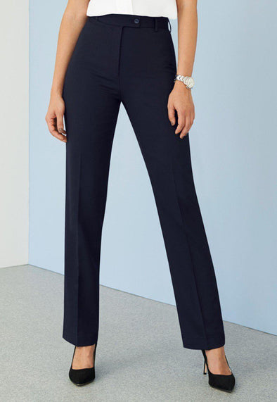 *2231 - Grosvenor Straight Leg Trouser Ladies Suit Trouser Brook Taverner
