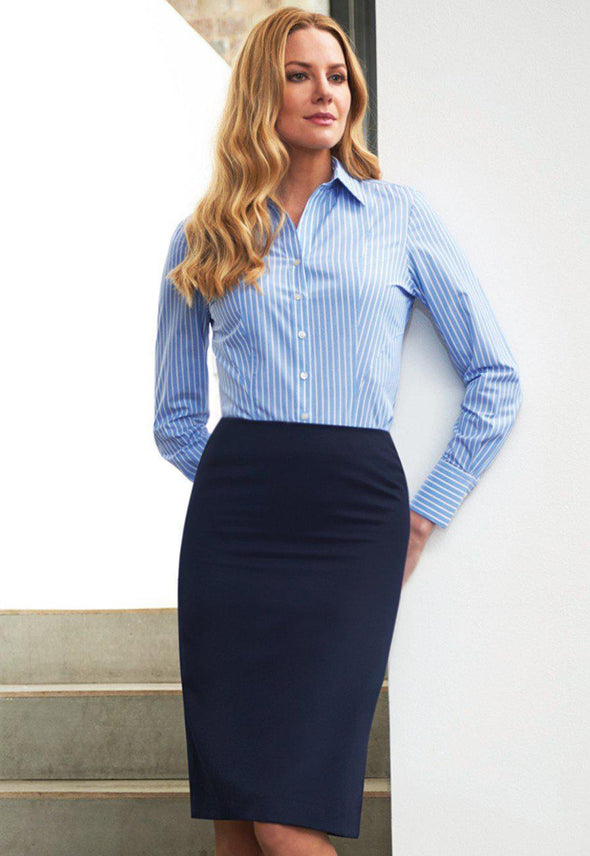 2258 - Pluto Straight Skirt Skirts Brook Taverner
