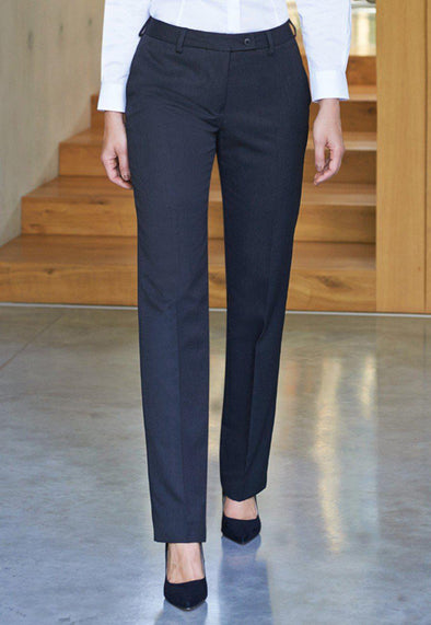 *2259 - Aura Straight Leg Trouser Ladies Suit Trouser Brook Taverner