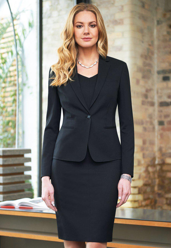 *2272 - Ariel Slim Fit Jacket Ladies Suit Jacket Brook Taverner