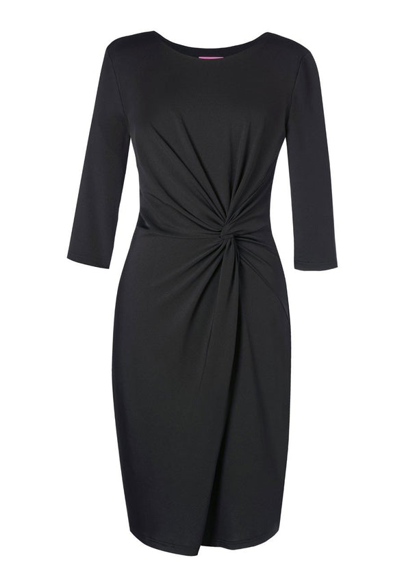 2287 - Neptune Dress Dresses Brook Taverner Black XS