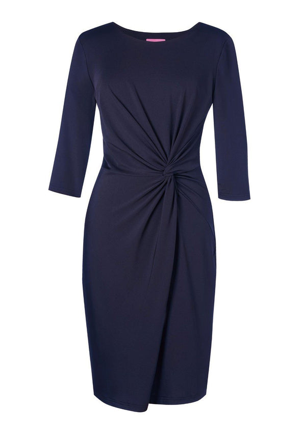 2287 - Neptune Dress Dresses Brook Taverner Navy XS