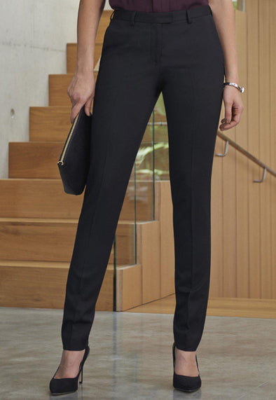 *2306 - Hempel Slim Leg Trouser Ladies Suit Trouser Brook Taverner
