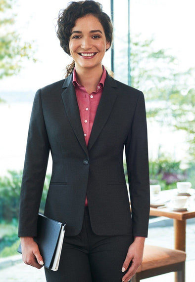 2326 - Cannes Tailored Fit Jacket Ladies Suit Jacket Brook Taverner