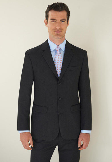 *5981 - Alpha Classic Fit Jacket Mens Suit Jacket Brook Taverner